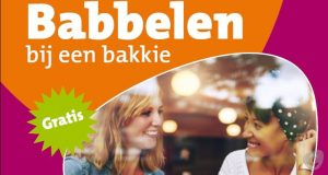 Babbelen bij een bakkie in Bibliotheek Ruinen @ Mr. Harm Smeengestraat 56 | Ruinen | Drenthe | Nederland